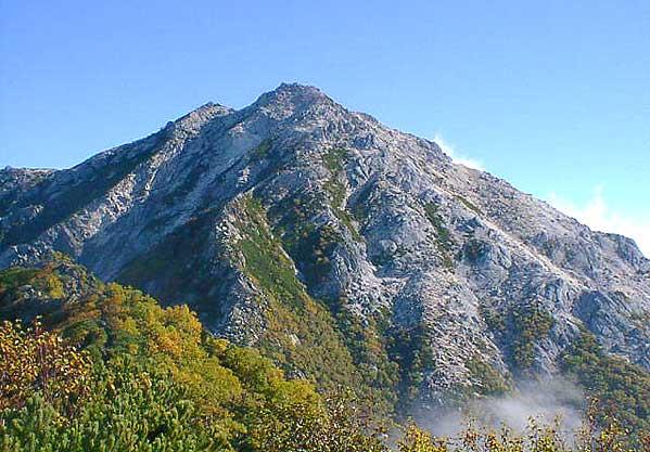 甲斐駒ヶ岳 −信州の旅.com−