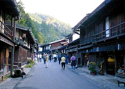 すべての講義 歴史の人 : 木曽路 妻籠宿 −信州の旅.com−